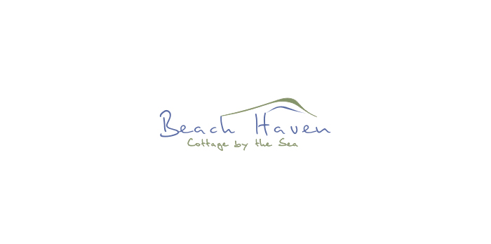 beach haven spa and resort logo by arslogodesign on