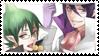 AnE:Mephisto and Amaimon Stamp