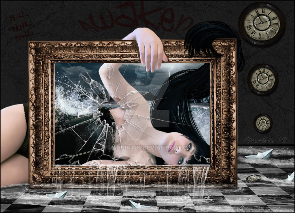 The Awaken by FranSinaki
