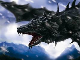 Dragon by pietrekm