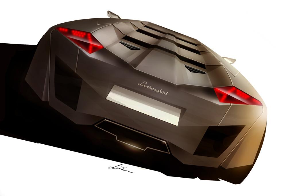 авто lamborghini avispado concept
