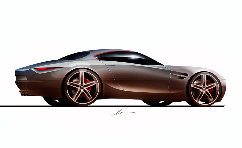 Jaguar XR concept by pietrekm