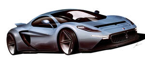 Maserati Nettuno concept