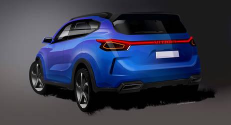 Suzuki Vitara concept