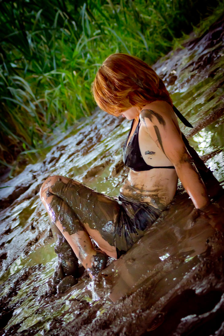 Slytherin Through the Mud XIII by DimensionalImages