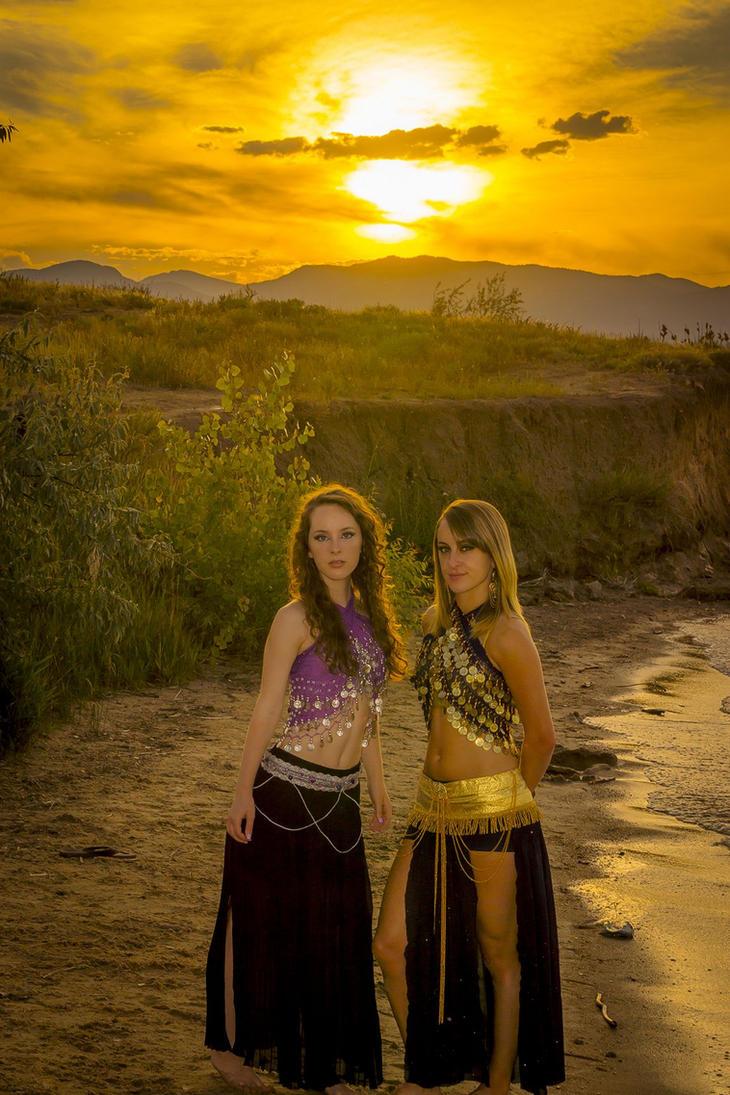 Sun Dancers XXVIII by DimensionalImages