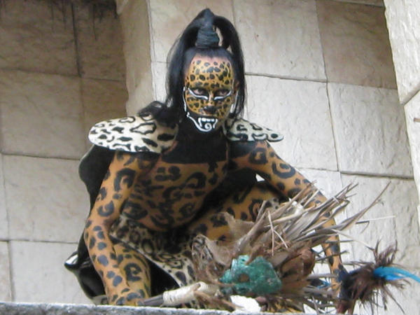 Jestingstock.com Aztec Warrior And Princess Wallpaper - Wallpaper ...
