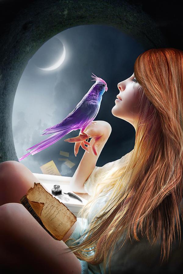 Mystic language by levifreelife