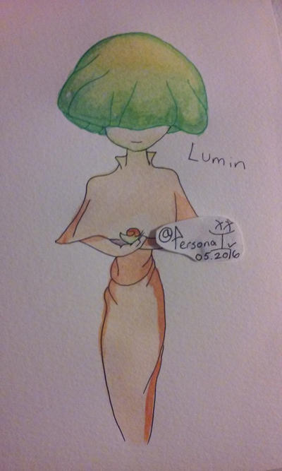 Lumin Watercolor by Persona-Iv
