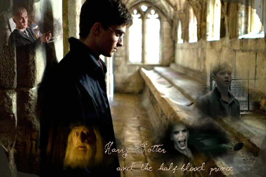 -Harry Potter- by Jessy08