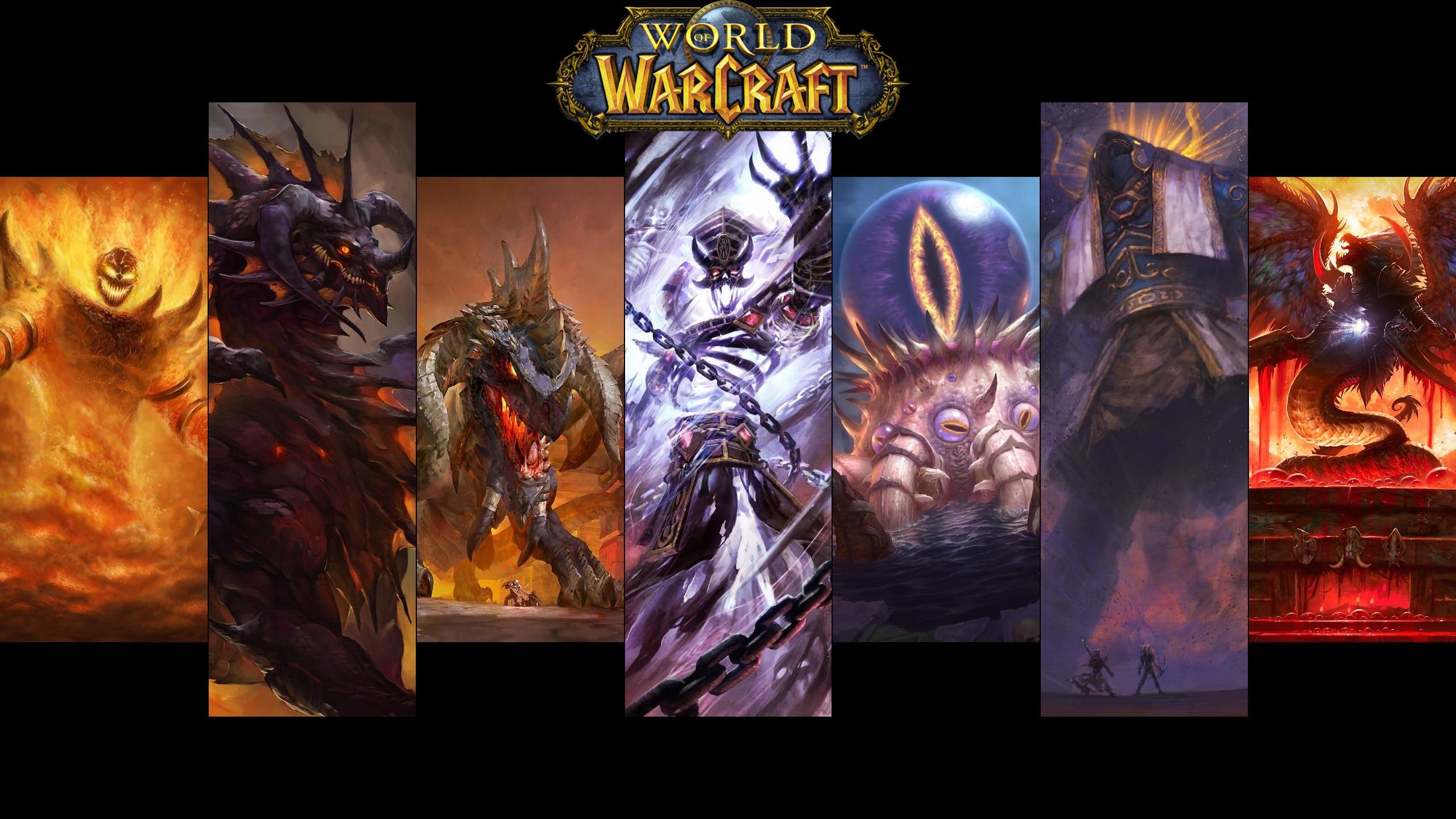World of Warcraft Classic/Vanilla 2560x1440 by Nedelon on