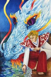 Jadeite and The Dragon