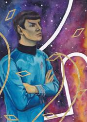 Shiny Gold Spock