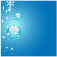 Christmas background by abdussadik