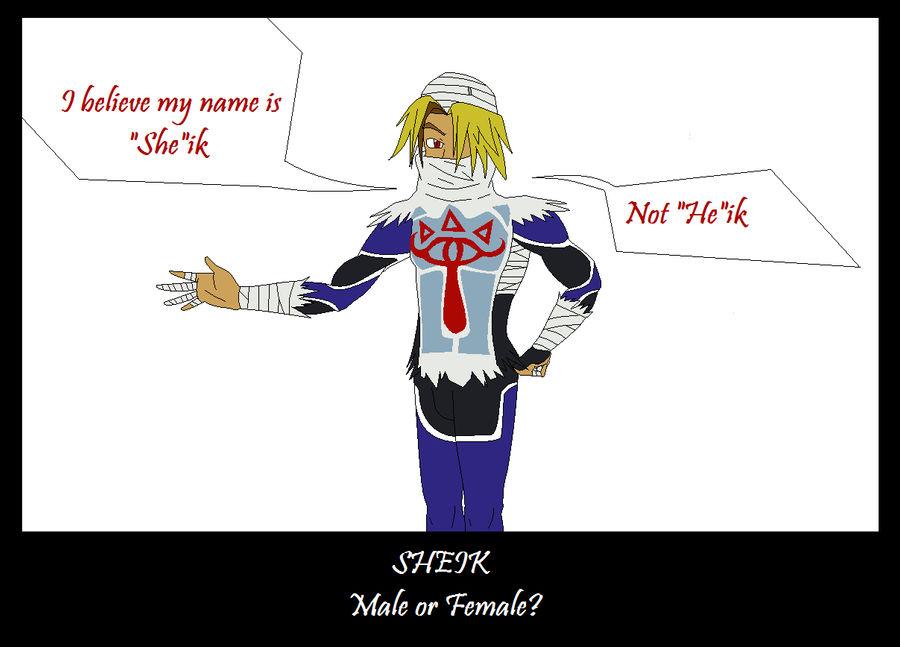 Or female male sheik Baby Name