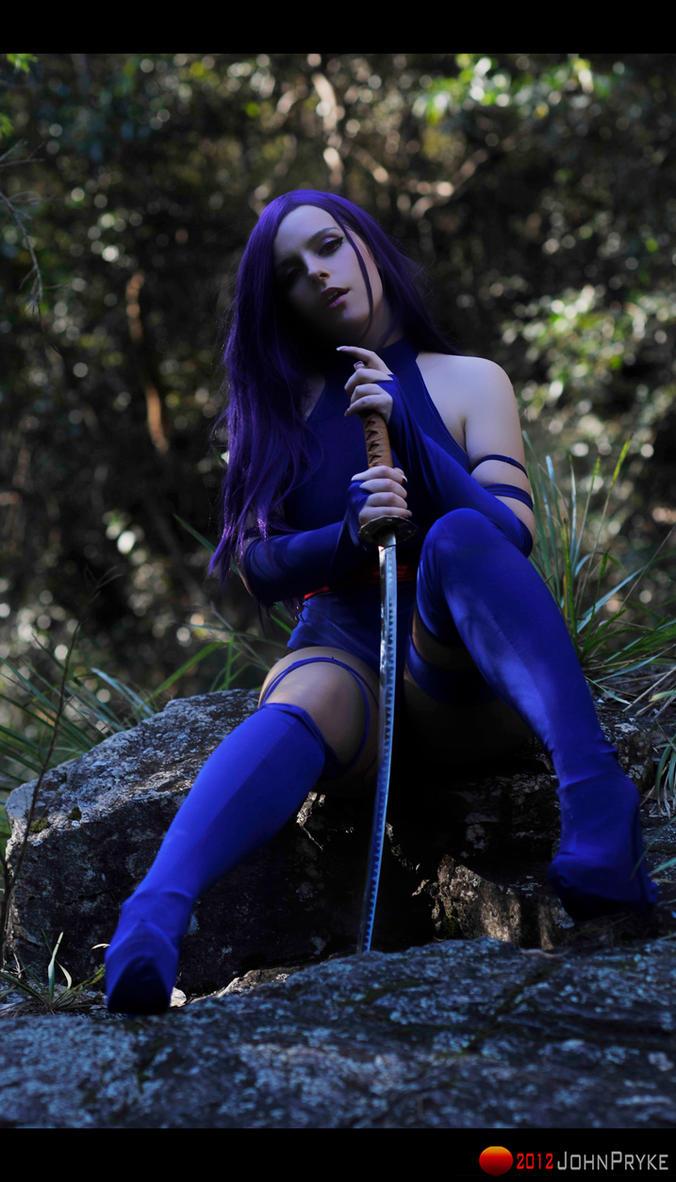 Psylocke x by katyuskamoonfox