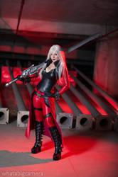 Genderbend Dante DMC2 by katyuskamoonfox