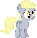Filly Derpy Vector