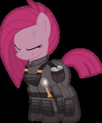 Pinkie Pie - Crystal War by MidnightBlitzz