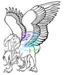 Prize: Nyxen's Pegasus Lines