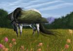 Commission: A Gentle Breeze