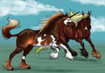 UotV Tag-A-Long Rille N Friend by WSTopDeck