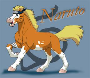 Naruto Pony by WSTopDeck