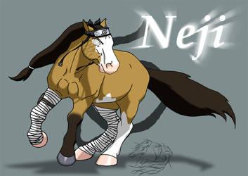 Neji-pony by WSTopDeck