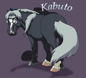 Kabuto-pony by WSTopDeck