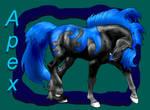 Apex for Arabis-Wild-Horses