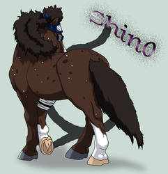 Shino-pony by WSTopDeck