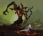 Substrata - Demon encounter
