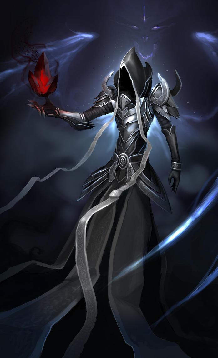 Malthael - Reaper of Souls by funzee