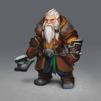Dwarf by funzee