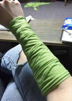 Arm (Body) Wrap: Tutorial In Description by CreativelyRash