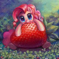 strawberry time by son-trava
