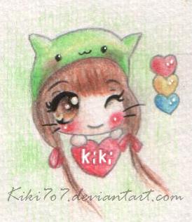 Hello Kiki by Kiki7o7