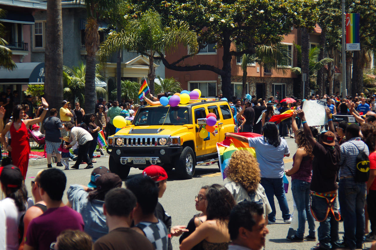 from Kaysen gay pride long beach california