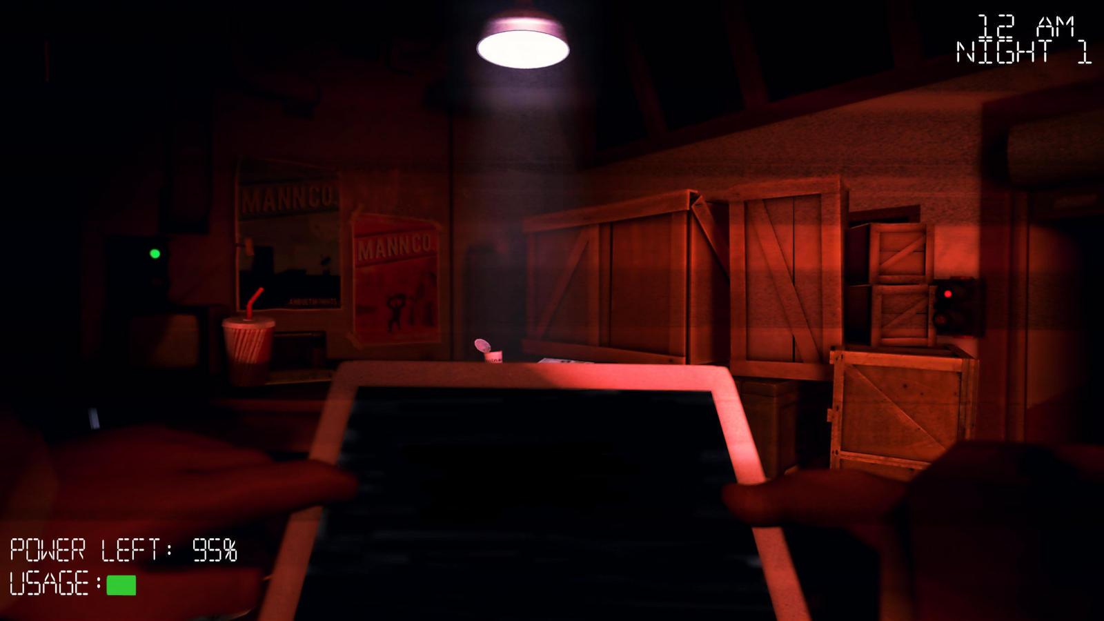 Sfm five nights at freddy s first person view by activeaaron