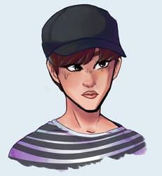 Seokjin.loveyourself by tomokijin