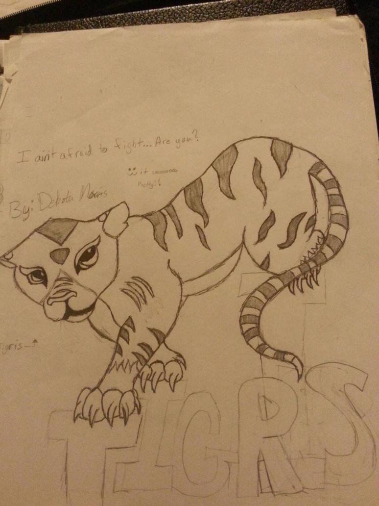 Tigris by Sassywolfgirl