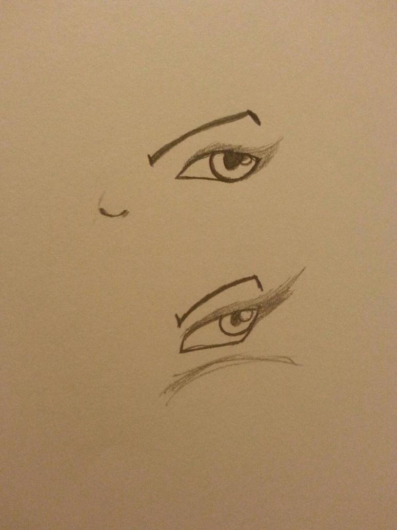 Eyes by Sassywolfgirl