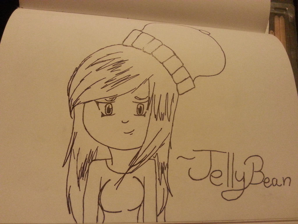Jelly Bean by Sassywolfgirl