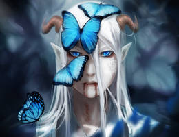 Butterfly by Ichi-14