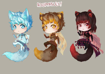 Adoptables (Open) by Ichi-14