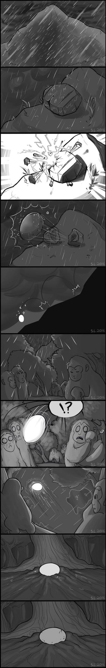 The Birth of Sun - Part One by ShadeySix