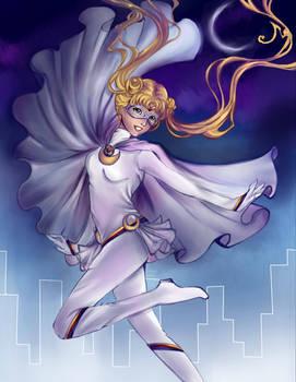 Super Soldier Sailor Moon