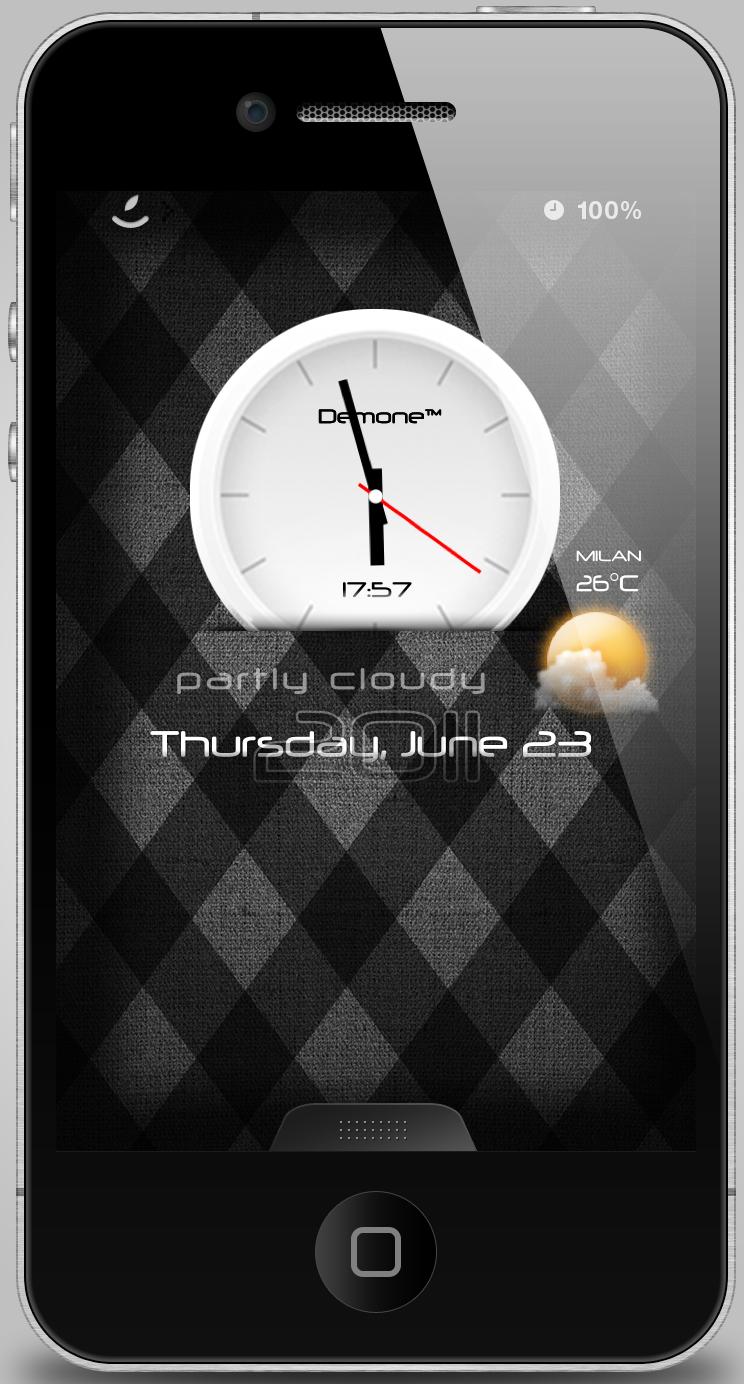 -Release- LS Miui Clock Mod