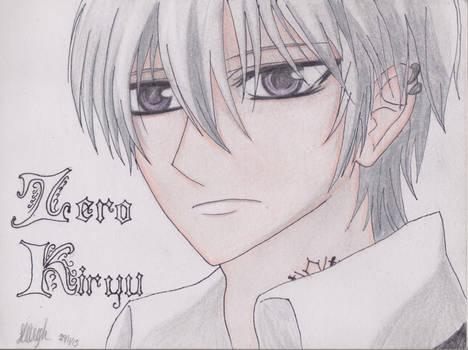 Vampire Knight: Zero Kiryu