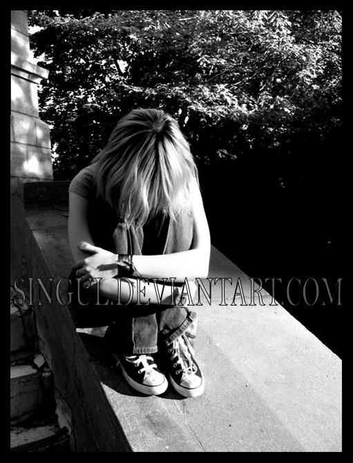 когда фото печаль